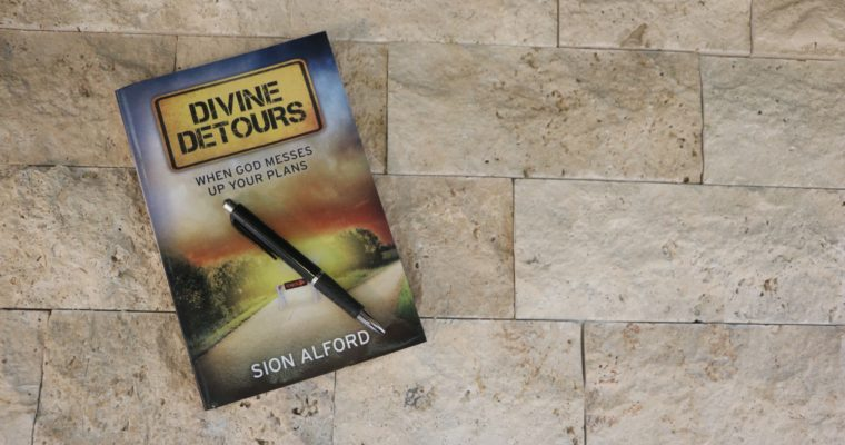 """Divine Detours"" Book Available!"